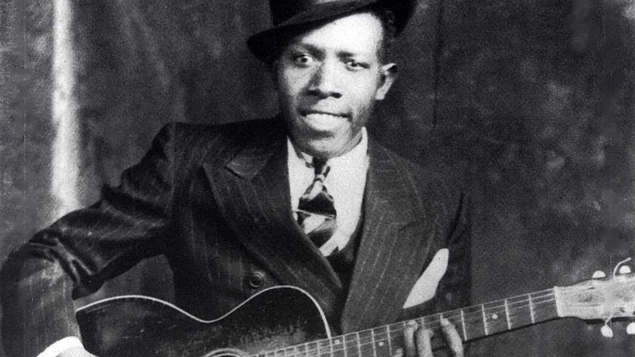 Listening to Robert Johnson