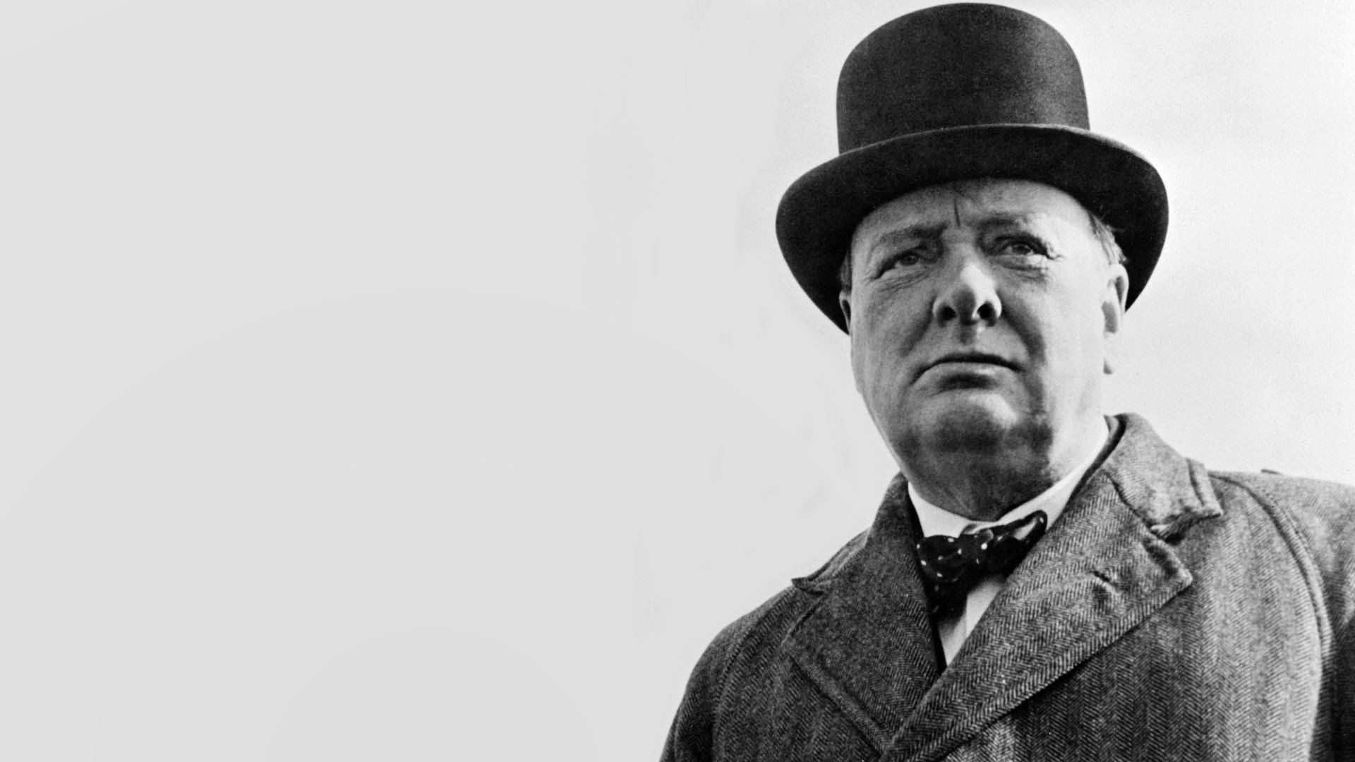 Churchill on living (correctly)