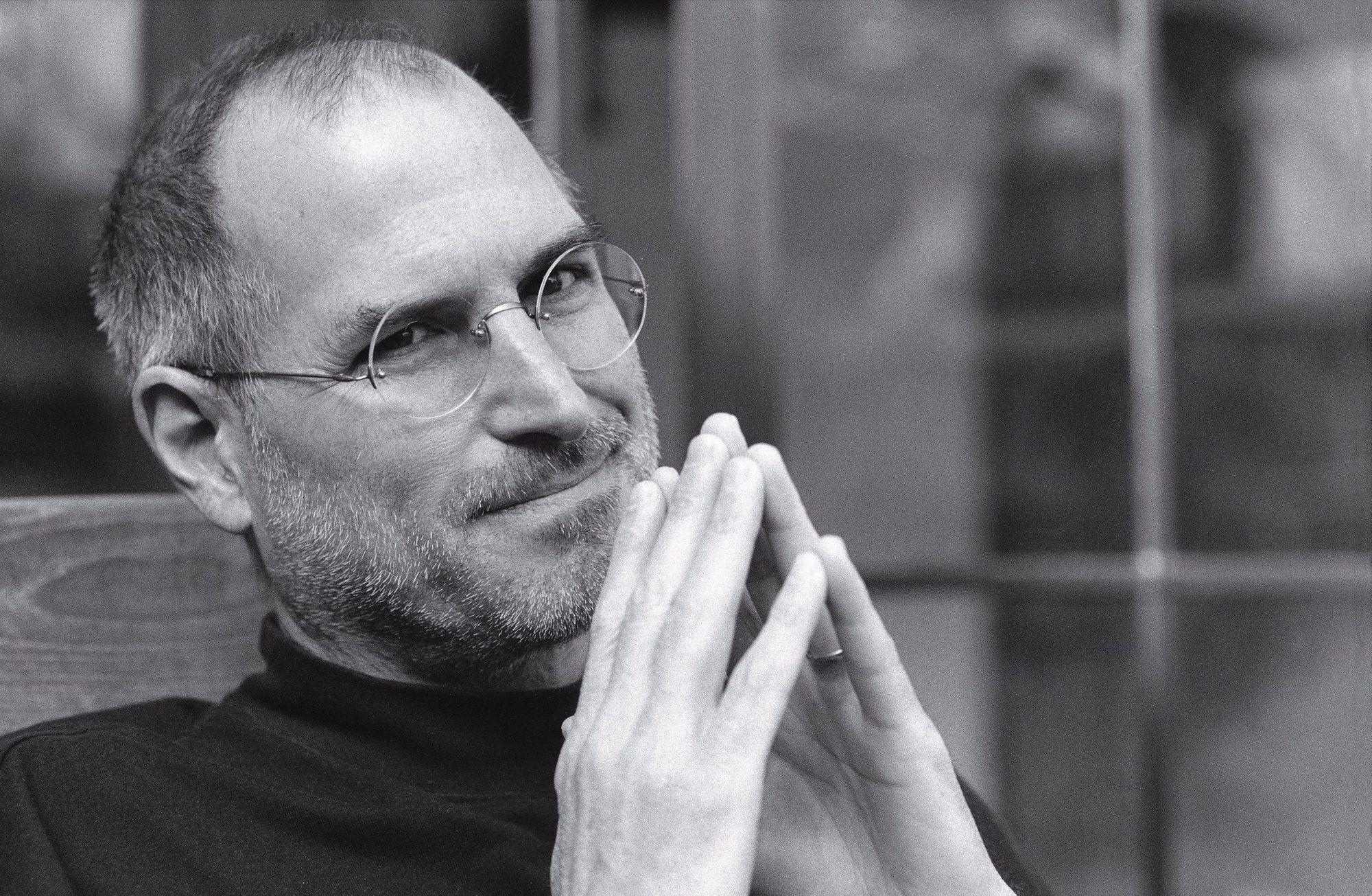 Walter Isaacson on Steve Jobs & leadership