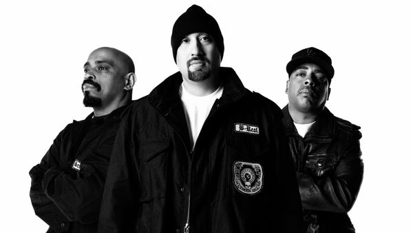 Listening to Black Sunday by Cypress Hill